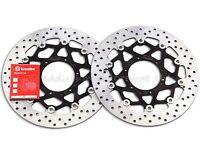 Brembo Serie ORO 310mm Floating Front Brake Discs Honda CBR600RR 03-18 78B40867