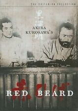 Red Beard Criterion Collection 0037429168820 With Tatsuyoshi Ehara DVD Region 1