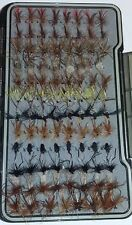 UFS Fly Box Selection 192 Mixed Dry and Wet Reservoir Lake and River Flies
