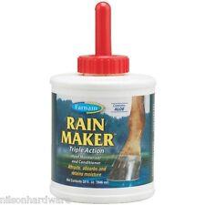 6 Pack Farnam Rain Maker 32 Oz Horse Equine Hoof Moisturizer & Conditioner 39701