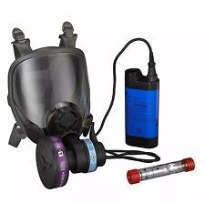 3M 6800PF Powerflow Face-Mounted Powered Air Purifying Respirator (PAPR) Medium