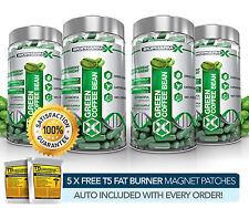 X4 Premium Green Coffee Bean Extract-Legal Para Adelgazar / dieta & Pastillas Para Perder Peso