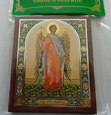 Russian wood icon  Guardian Angel #5 New