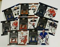2020-21 UD SERIES ONE ROOKIE RETROSPECTIVE YOU PICK TO COMPLETE