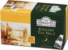 Ahmad TEA-English Tea no. 1 - 40 bustina del tè Tè
