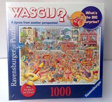 Ravenburger Wasgij Mystery jigsaw Puzzle -HIGH TIDE- 1000 pcs