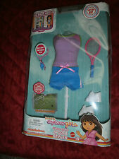 DORA THE EXPLORER GIRLS SPORTS STYLES DOLL OUTFIT DRESS