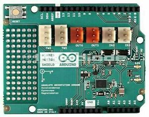 Arduino A000070 Inertial Measurement Unit (IMU) - 9 DOF Shield