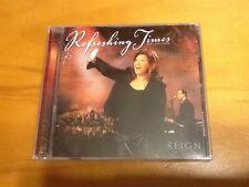 Refreshing Times - Reign Daystar CD