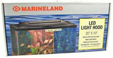 20x10 Inch Marineland LED Aquarium Top, Hood, Lid