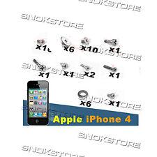 SET COMPLETO VITI KIT MONTAGGIO 39 PEZZI PER IPHONE 4 4S KIT RIPARAZIONE SCREWS