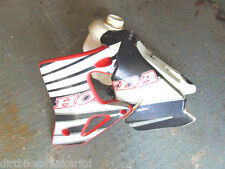 Honda CR 80 R (1996-2002) Fuel Petrol Tank With Rad Scoop & Decals - USED