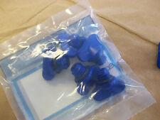 5 MERCRUISER BLUE PLASTIC MANIFOLD-SEA WATR PUMP DRAIN PLUG 8M0119211/806608A02