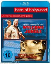 2 Movie Collector's Pack: Welcome to the Jungle & Spiel auf Bewährung [Blu-ray]