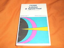 fromm la missione di sigmund freud br. Cucita  1978