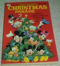 Walt Disney Christmas Parade 11191 NM-9.2 Black Pearls of TabuYama 50% off Guide