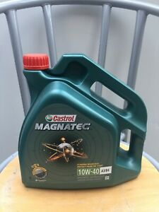CASTROL MAGNATEC ENGINE OIL / 10W - 40 A3/B4 / SYNTHETIC / 4L / NEW