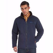 Regatta Mens Grove Anti Pill Fleece Jacket Full Zip Fur Warm Lined £22.99 FreePP
