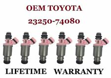 Denso Fuel Injectors Set for 2013-2016 Toyota Land Cruiser 5.7L V8 2014 2015 5.7