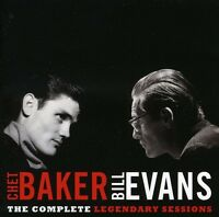 Chet Baker, Chet Baker & Evans, Bill - Legendary Sessions [New CD]