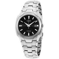 Citizen Eco-Drive Black Dial Titanium Men's Watch BM6560-54H