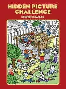Hidden Picture Challenge (Dover Children's Activity Books) - Paperback - GOOD