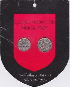 Viking Educational Coin Pack Westair J8