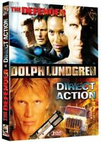 DVD The Defender + Direct Action Occasion