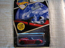 2019 H W 1st Car to orbit the Sun '08 Tesla Roadster Red 1:64 Scale
