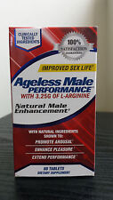 Ageless Male Performance w/3.25G of L-Arginine 60 Tablets