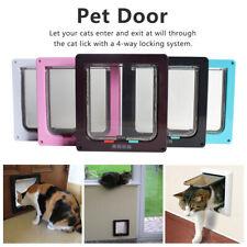 Cat Flap Pet safe Staywell Original 4 Way Opening Pet Cat or Dog Door Catflap