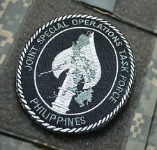 JOINT SPECIAL OPERATIONS TASK FORCE PHILIPPINES (JSOTF-P) νeΙ©®⚙💀INSIGNIA PATCH