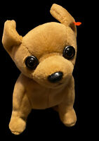 Original Ty Beanie Baby TINY The Chihuahua Dog - Without Tag- VTG Beanie