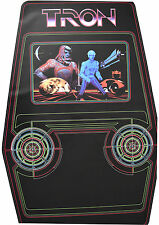 TRON Side Art, the BEST! Collector Quality! No Shortcuts!