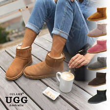 2018 Premium Wool UGG Unisex Classic Ankle-High/Short/Medium Boots