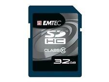 Tarjetas de memoria SDHC para teléfonos móviles y PDAs