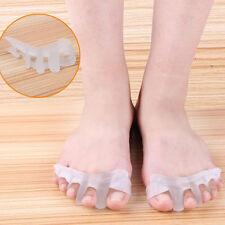 1 pair Toe Separators Stretchers Straighteners Alignment Bunion Gel Pain Relief