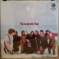 The Comfortable Chair Psych Vinyl LP Rare Sealed Produced by John Densmore Doors