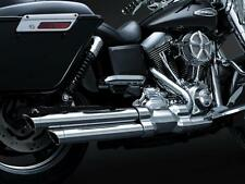 Kuryakyn Crusher Power Cell Staggered Dual Exhaust System - 562