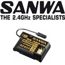 Sanwa / Airtronics RX-380 2.4Ghz FHSS-3 3-Channel Receiver (M12/MT4)