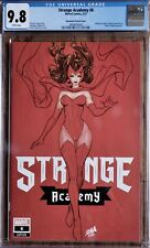 Strange Academy 6 CGC 9.8 David Nakayama Trade