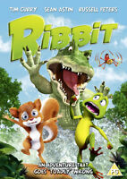 Ribbit DVD (2015) Chuck Powers cert PG ***NEW*** FREE Shipping, Save £s