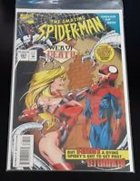 Amazing Spider-Man #397 Web of Death High Grade Comic Book RM6-288