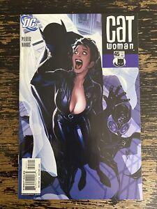 Catwoman #45 Adam Hughes Cvr (DC) Free Combine Shipping