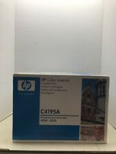 Lot of 2 HP C4195A Imaging Drum LaserJet 4500 4550 Genuine New Sealed Box