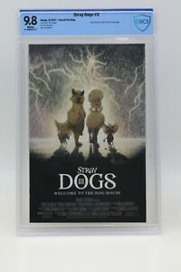 Stray Dogs (2021) #3 Fourth Printing The Craft CBCS 9.8 Blue Label White Pages