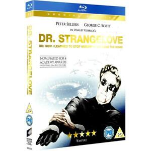 Dr, Strangelove (Peter Sellers) Special Edition Doctor Dr New Region B Blu-ray