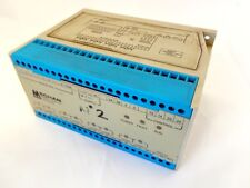 MECHAN CONTROLS MPX8/DIN SAFETY CONTROL UNIT 24VDC