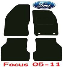 Ford Focus DELUXE QUALITY Tailored mats 2005 2006 2007 2008 2009 2010 2011