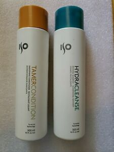 ISO Tamer Smoothing Conditioner 10 (1) oz and Shampoo HydraCleance(1)